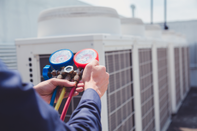 Thompson Heating & Cooling offers commercial HVAC services in Louisville, KY.